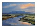 Rio Grande and Sangre de Cristo Mountains, Colorado Prints by Tim Fitzharris
