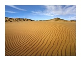 Wind ripples in Kelso Dunes, Mojave National Preserve, California Prints by Tim Fitzharris