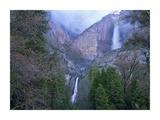 Yosemite Falls in spring, Yosemite National Park, California Prints by Tim Fitzharris