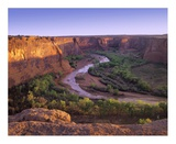 Tsegi Overlook, Canyon de Chelly National Monument, Arizona Posters by Tim Fitzharris