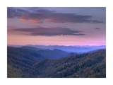 Newfound Gap, Great Smoky Mountains National Park, North Carolina Prints by Tim Fitzharris