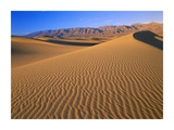 Mesquite Flat Sand Dunes, Death Valley National Park, California Art by Tim Fitzharris