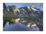 Reflections in Wasco Lake, Twenty Lakes Basin, Sierra Nevada, California Prints by Tim Fitzharris