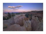 Bryce Canyon as seen from Bryce Point, Bryce Canyon National Park, Utah Print by Tim Fitzharris