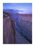 Colorado River from Toroweap Overlook, Grand Canyon National Park, Arizona Print by Tim Fitzharris