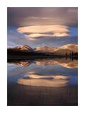 Lenticular Clouds, Tuolumne Meadows, Yosemite National Park, California Prints by Tim Fitzharris