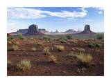 Monument Valley from north window viewpoint, Arizona Prints by Tim Fitzharris