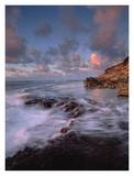 Keoneloa Bay, Kauai, Hawaii Print by Tim Fitzharris