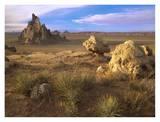 Church Rock, eroded volcanic plug, Monument Valley, Arizona Prints by Tim Fitzharris