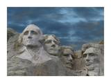 Mount Rushmore National Monument, South Dakota Prints by Tim Fitzharris