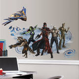 Marvel - Guardians of the Galaxy Wall Graphic Wall Decal Wall Decal