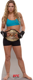 Ronda Rousey - UFC Lifesize Standup Cardboard Cutouts