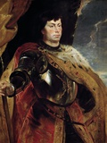 Charles the Bold of Burgundy by Peter Paul Rubens Photographic Print