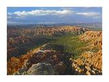 Bryce Canyon National Park seen from Bryce Point, Utah Posters by Tim Fitzharris
