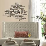 Family (sticker murale) Decalcomania da muro