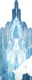 Frozen Ice Castle - Disney's Frozen Lifesize Standup Cardboard Cutouts