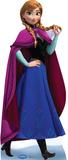Anna 2 - Disney's Frozen Lifesize Standup Cardboard Cutouts
