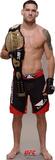 Chris Weidman - UFC Lifesize Standup Cardboard Cutouts