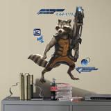 Marvel - Guardians of the Galaxy Raccoon Wall Decal Vinilo decorativo