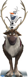 Sven and Olaf - Disney's Frozen Lifesize Standup Cardboard Cutouts