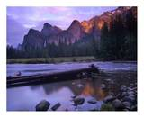 Bridalveil Fall and the Merced River, Yosemite Valley, Yosemite NP, California Prints by Tim Fitzharris