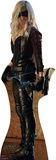 Sara Lance Black Canary - Arrow Lifesize Standup Cardboard Cutouts