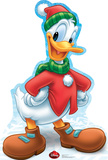 Donald Duck Holiday - Disney Lifesize Standup Cardboard Cutouts