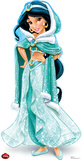 Jasmine Holiday - Disney Lifesize Standup Cardboard Cutouts
