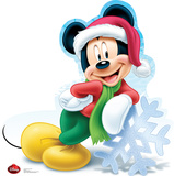 Mickey Mouse Holiday - Disney Lifesize Standup Cardboard Cutouts