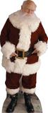 Santa - Elf Lifesize Standup Cardboard Cutouts