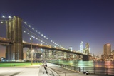 Brooklyn Bridge, New York City, USA Photographic Print by Maurizio Rellini/SOPA RF