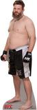 Roy Nelson - UFC Lifesize Standup Cardboard Cutouts