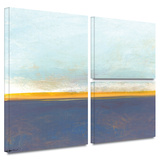 Big Country Sky I Gallery-Wrapped Canvas Stretched Canvas Print by Jan Weiss