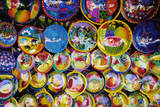 Colorful Plates for Sale Photographic Print by Richard Cummins