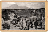 Archaeological Excavation at Pompeii Photographic Print by Stefano Bianchetti