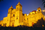 Church of Santo Domingo Photographic Print by Bob Krist