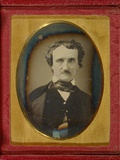 Edgar Allen Poe Photographic Print