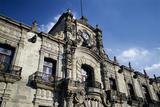 Guadalajara's Palacio De Gobierno Photographic Print by Danny Lehman
