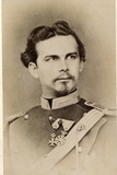 Portrait of Louis Ii, King of Bavaria Photographic Print by Stefano Bianchetti