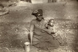 South African Woman and Child Photographic Print