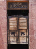 Saloon Doors on Cantina Photographic Print by Craig Lovell