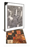 Hausertreppe & The Tower Set Prints by Paul Klee