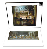 The Last Supper, 1498, Mural & Last Supper, 1498 Set Prints by  Leonardo da Vinci