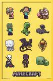 Minecraft Characters Prints