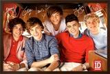 One Direction- Single Prints