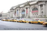 New York City - Metropolitan Museum of Art, Color Photo