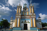 Our Lady of Guadalupe Church, Cupilco Photographic Print by Danny Lehman