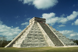 Pyramid of Kukulcan Photographic Print by Hans Georg Roth