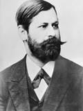 Psychiatrist Sigmund Freud Reproduction photographique