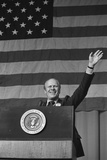 Gerald Ford at Podium Photographic Print